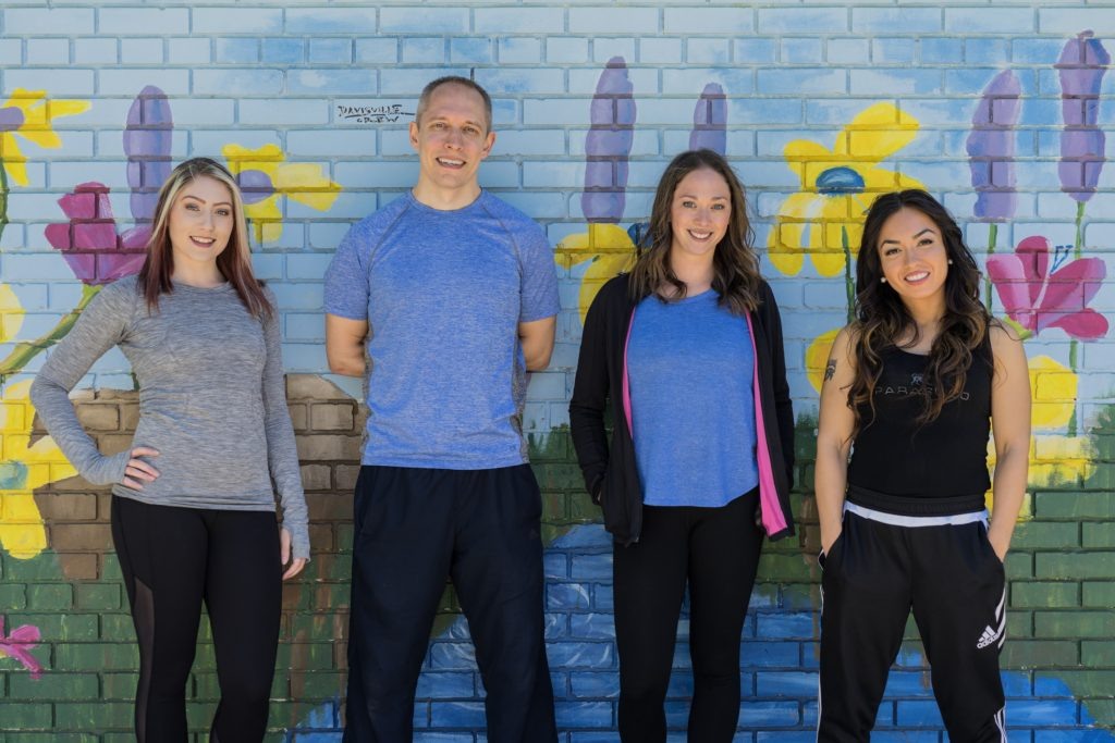 Home Personal training Toronto personal trainers.