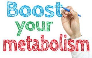 Increasing your metabolism