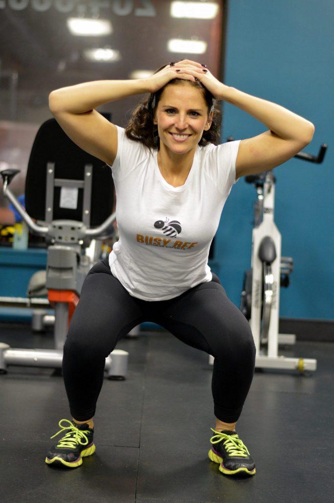 Prenatal personal trainer toronto.