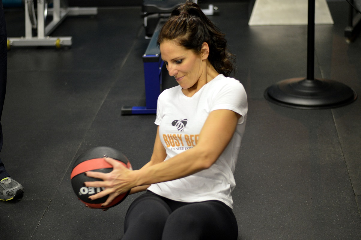 corporate fitness training Toronto.