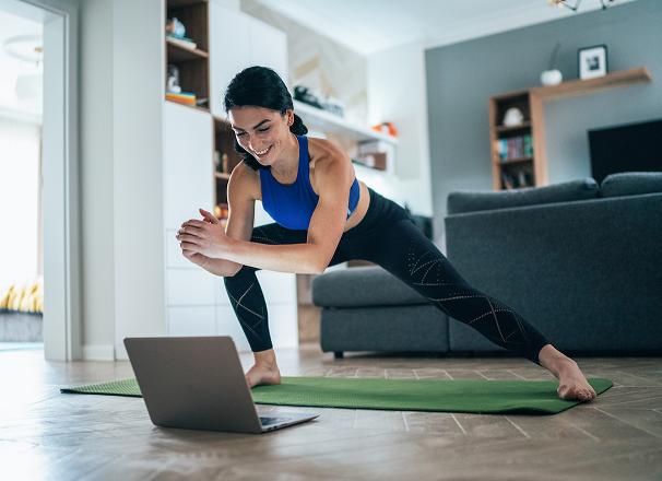 virtual personal trainer Toronto