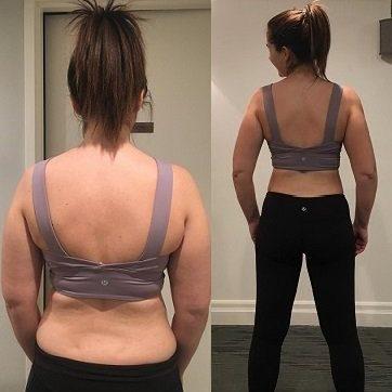 testimonials fitness Toronto.