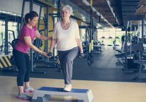 Seniors Personal Trainer Toronto.